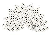 ImseVimse Labia Pads Black Dots 10 Stück Slipeinlagen