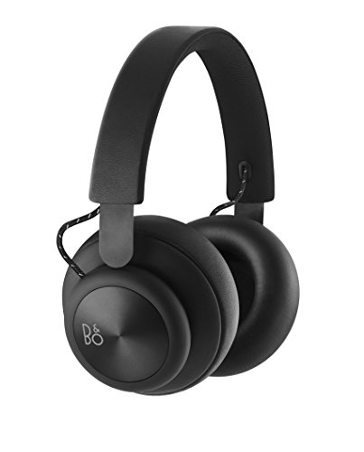 Bang & Olufsen Beoplay H4 Wireless Headphones - Black (Renewed)