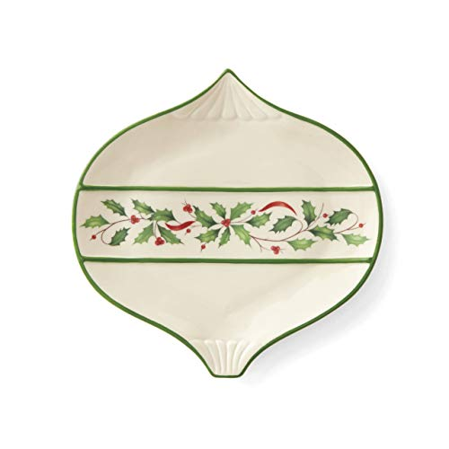 Lenox Holiday Ornament Accent Plate