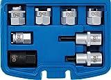 BGS 6457 | Juego de herramientas para suspensión | 8 piezas