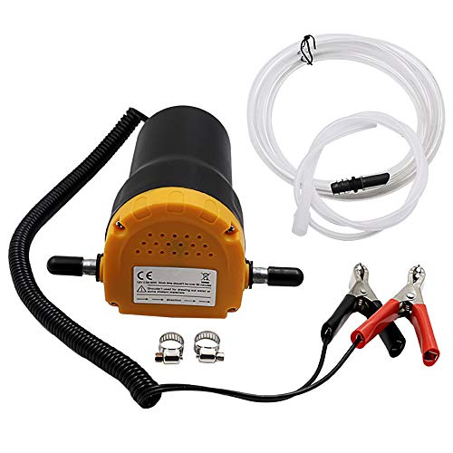 MOC Bomba de extracción de aceite, 12 V, 60 W, eléctrica
