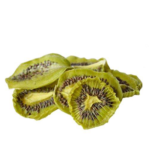 Kiwi   getrocknet   Natur, Premium Qualität, ungezuckert, ungeschwefelt, 350 g