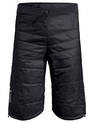 VAUDE Herren Shorts Sesvenna II, Isolations mit seitlichem RV, black, 48, 41677