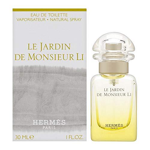 Hermès Le Jardin De Monsieur Li, unisex, Eau de Toilette Spray, 1er Pack (1 x 30 ml)
