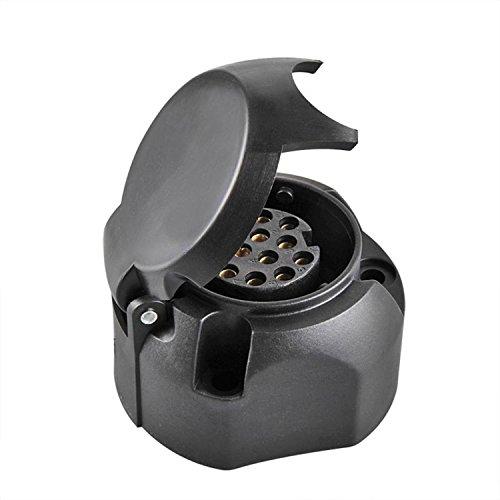 Vertrieb Preiswert & Gut Steckdose 13 Polig mit Gummidichtung