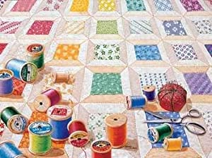 Spools 1000 pc Jigsaw Puzzle by SunsOut