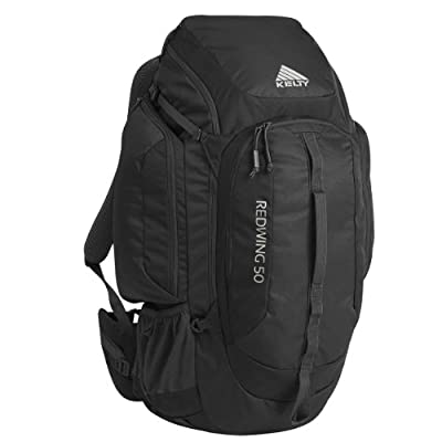 Kelty Redwing 50 Backpack - Hiking, Backpacking, Travel & Everyday Carry Backpack with Laptop Sleeve, Hydration Compatible