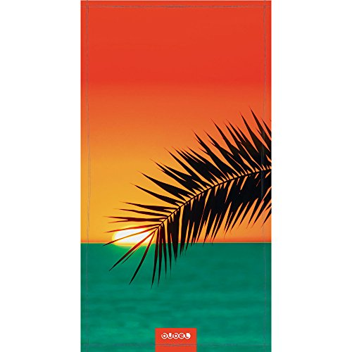 Bubel–Toalla de Viaje Ligero Sunrise