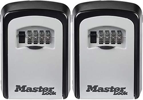 MLK5401D - Caja de acero con combinación de bloqueo de 5 llaves