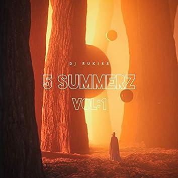 5 Summerz, Vol. 1