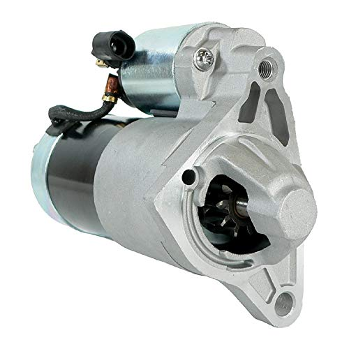 DB Electrical Smt0107 New Starter Compatible with/Replacement for 4.7 4.7L Jeep Grand Cherokee 99 00 01 02/56041207, 56041207AB,M1T84981, M1T84981ZC
