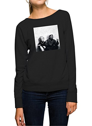 Certified Freak Mary and Pac Sweater Girls Black S