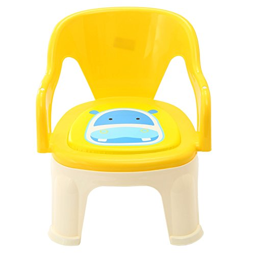 Stool Dana Carrie Le sedie per Bambini sedie da Pranzo sedie Sgabello Bambino è Chiamato sedie Bambino Piccolo panche Home sede, Giallo