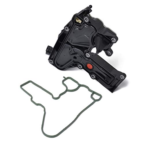 EUYBDZSW Separador de Aceite de Control de presión PCV automático 06H103495AE / 06H103495J, for Audi