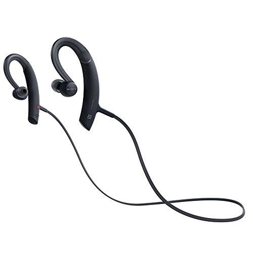 ソニー SONY ワイヤレスイヤホン MDR-XB80BS : 防水/スポーツ向け Bluetooth対応 リモコン・マイク付き ブ...