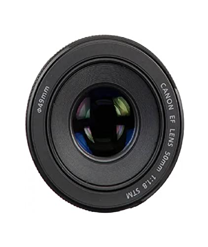 Canon EF 50mm f/1.8 STM Lens [並行輸入品]