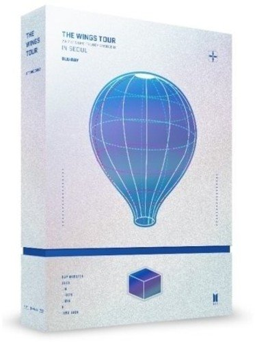 2017 Bts Live Trilogy Episode III Wings Tour Seoul [Blu-ray]
