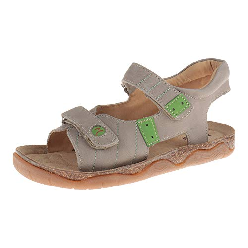 Minibel Schuhe für Kinder Sandale Iosepe Taupe Vert 1M151532G13 (32 EU)