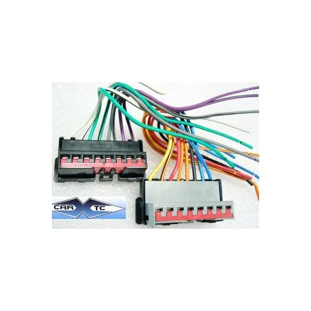 Amazon.com: Carxtc Stereo Wire Harness OEM Fits Ford Mustang 1993-1999:  AutomotiveAmazon.com