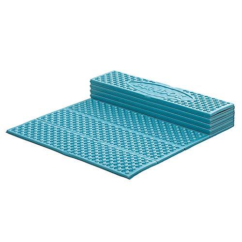 BUNDOK(バンドック) フォールディング マット 60×180cm ブルー BD-513B 10mm厚