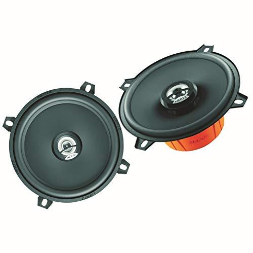 Hertz DCX 130.3 2-Wege Koaxial Lautsprecher System für den Fußraum vorne für BMW 3er E30 E36