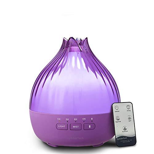 Difusor de Aceite Esenciales, Unipampa Difusores Difusor de Aromaterapia...