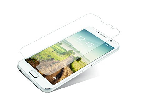 ZAGG InvisibleShield HDX Screen Protector - HD Clarity + Extreme Shatter Protection for Samsung Galaxy S6