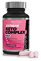 Somatox Ketone capsules Review UK