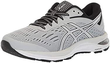 ASICS Gel-Cumulus 20 Women's Running Shoes, Dark Grey/Black, 6 M US