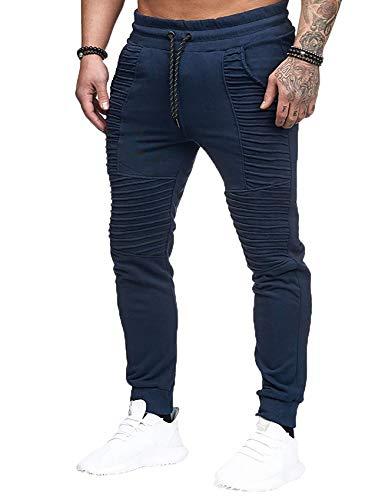 Nuevos Pantalones Deportivos De OtoñO E Invierno para Hombre, DiseñO De Rayas De Hip Hop, Moda, Pies Sueltos, Pantalones para Correr, Pantalones Deportivos, Entrenamiento para Hombres
