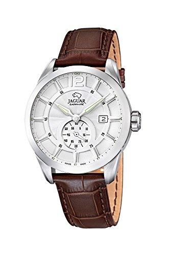 Jaguar J663/1 - Reloj para Hombres, Correa de Cuero