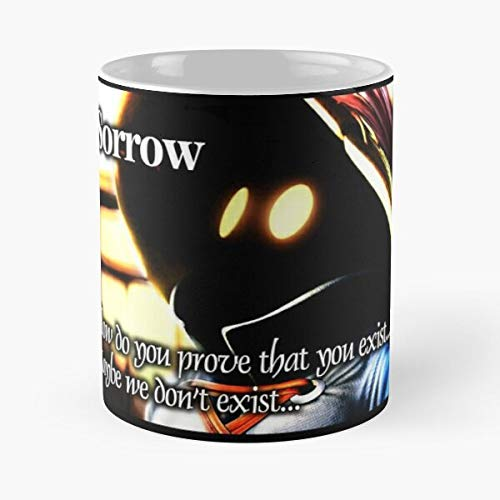 Videogame Square Gamer Enix Ff9 Ffix Final Fantasy Game Squaresoft Best Mug Tiene 11oz de Mano Hechas de cerámica de mármol Blanco
