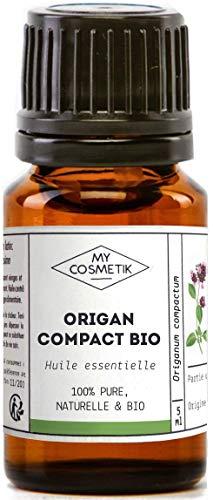 Aceite esencial de Orégano compacto orgánico - MyCosmetik - 10 ml
