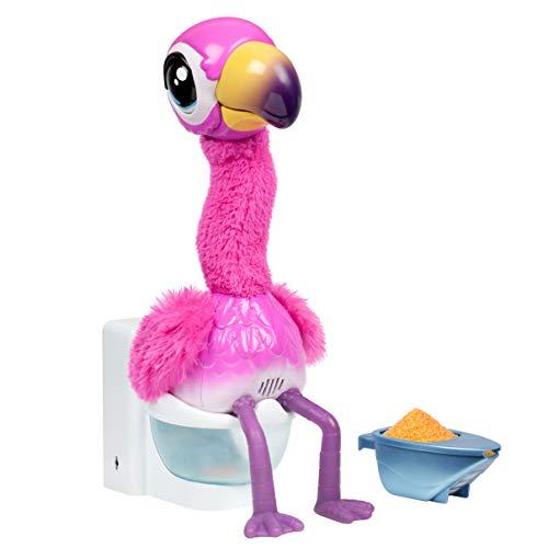 Little Live- Flamingo The Poop, Flamingo Animale Domestico (LPG00000)