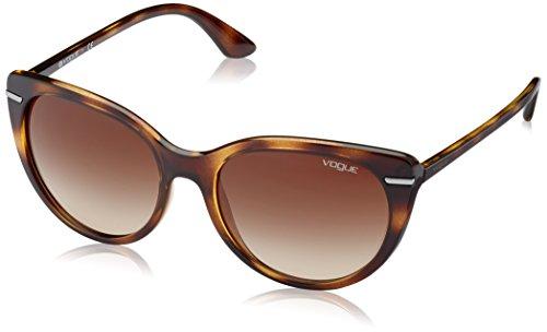 Vogue Eyewear dames 0vo2941s 56 zonnebril, bruin (Dark Havana W65613), één maat (fabrieksmaat