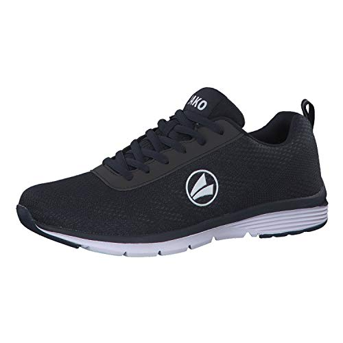 JAKO Unisex-Erwachsene Freizeitschuh Striker Sneaker, Blau (Marine), 40 EU