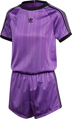 adidas Tuta DU8185 Purple Size:40