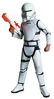 Star Wars  The Force Awakens Child s Super Deluxe Flametrooper Costume Medium