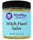 WiseWays Herbals Witch Hazel Salve 4 oz