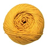 RanDal 3Mm X 260M Macrame Rope Cotton String Diy Geflochtenen Draht Tools Schwarz/See Blau/Orange/Rose Rot/Gelb - Gelb