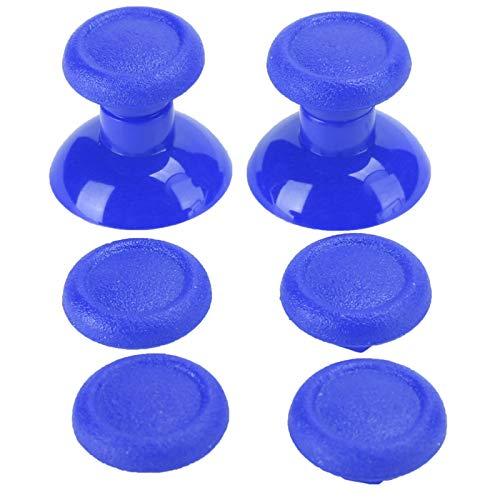 Emoshayoga Cubierta de Joystick Universal para máquina de Juego(Blue)