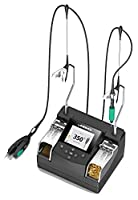 Nano Rework Station 120V Nano rework station Includes NT115-A handpiece and AN115-A tweezer Ideal for work with very small-sized components requiring the highest precision, including 0402, 0201 and 01005 The short distance from the tip to the handle ...
