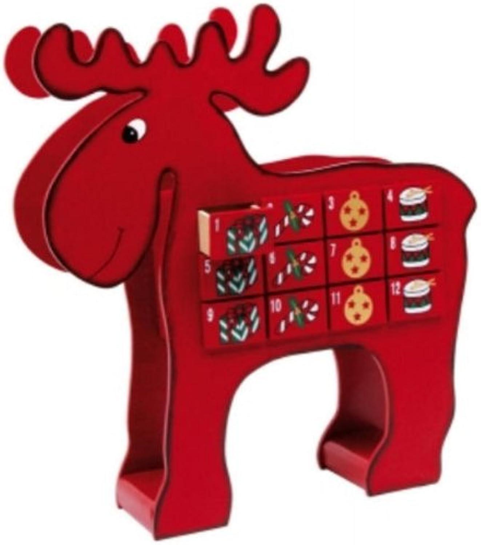 Advent Calendar  Moose