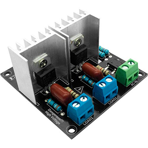 RobotDyn 4 Channel Arduino Light Dimmer, Arduino Dimmer Module, Arduino AC Light Dimmer Controller,  - http://coolthings.us