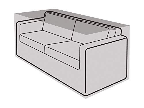 Garland - Funda para sofá de ratán de 2 plazas
