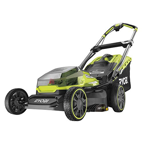 Ryobi RY18LMX40A-0 18V ONE+ Cordless 40cm Brushless Lawnmower