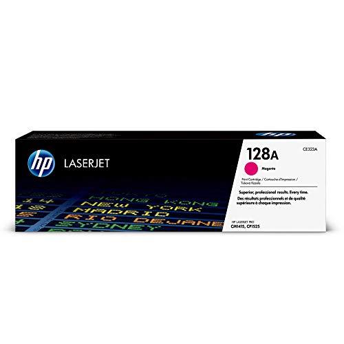 HP 128A (CE323A) Rot Original Toner für HP Laserjet Pro CP1525, HP Laserjet Pro M1415