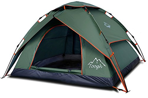 Toogh - best instant tent for camping