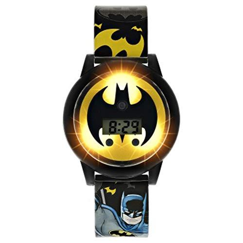 Batman Reloj Niños de Digital con Correa en PU BAT4668