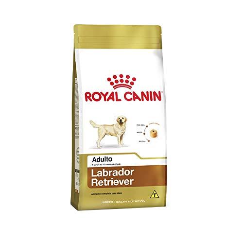 Ração Royal Canin Labrador Cães Adultos 12Kg